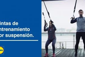 entrenamiento suspension lidl