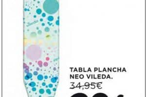 tablas planchar hipercor